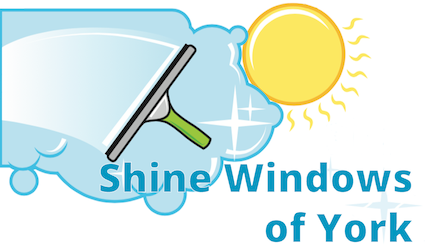 Shine Windows of York Logo