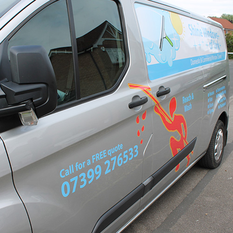 Commercial Window Cleaner York